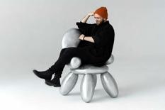 Bubble Chair: российский дизайнер собрал металлическое кресло