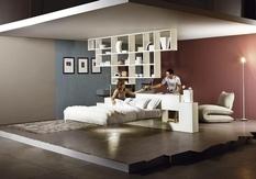 Мебель в воздухе: визуальная иллюзия от Lago