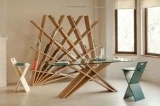 Собрать мебель без инструментов реально: мебельная коллекция CHEF