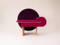 Art Deco armchair by Vako Design