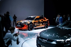 Serial Audi e-tron Sportback will appear this year
