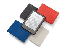 The new Kindle allows you to adjust the brightness of the display