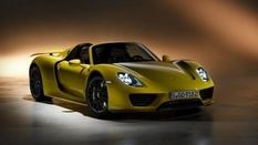 Fully electric Porsche 918 Spyder will be released in 2025
