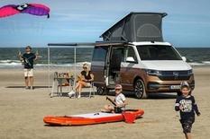 Volkswagen California сделали более комфортным