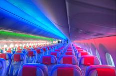 Dreamliner Boeing 787: взгляд изнутри