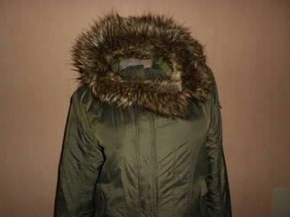 Зимняя куртка, на девушку, 42-44 размер, рост до 155 см, бренд USA. укрпочта 15 грн
