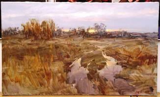 Осенний вечер - Сакалюк