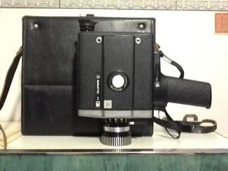 Кинокамера Аврора 215 СССР с пленкой