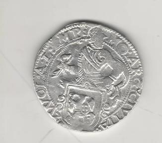 Талер левковый 1648г. (Зволле)