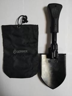 Лопата саперна Gerber Лопата складная Gorge Folding Shovel (22-41578)