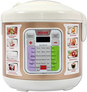 Мультиварка ROTEX RMC 530-G