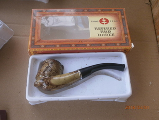 Трубка курительная - «OXO VIOLITY» 50dbe3b6a600a