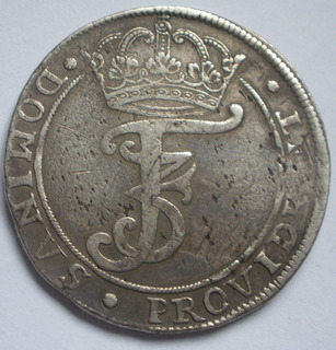 4 Mark Dansk 1667 Frederik III