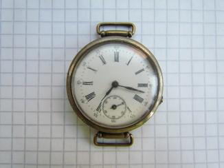 Часы наручные старинные