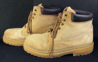 Сапоги ботинки полусапоги Натуральная кожа Нубук 38 размер