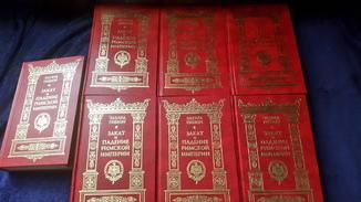7 томов  Э.Гиббона Заат и падениеРимской империи
