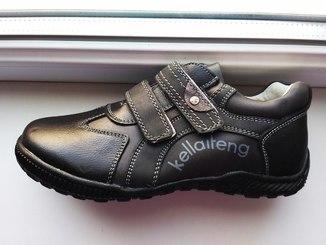 Туфли кожаные, 36 размер