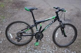 Подростковый велосипед GT Aggressor 24