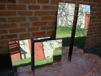 Зеркало ( ф - ка Сула ) 60 * 35 см