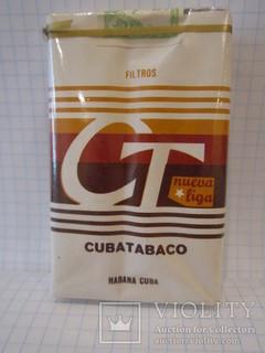 Сигареты CT Гавана Куба запечатанные 20шт.