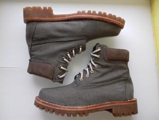 Джинсовие Ботинки Timberland (Розмір-8\25\5)