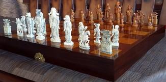 Шахматы Бивень слона.
