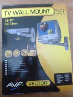 Новая подставка под телевизор, аппаратуру настенная