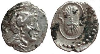 Древнегреческие монеты северо западного причерноморья