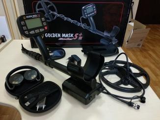 Металлоискатель Golden Mask 5+ SE