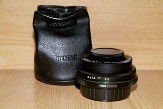 SMC Pentax-DA 40mm f/2.8 Limited