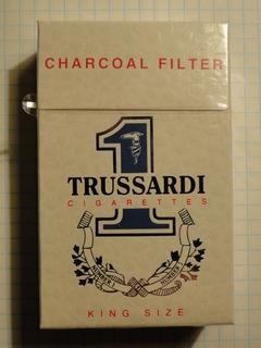 trussardi сигареты купить