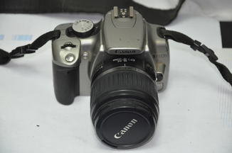 Canon EOS 350D + 18-55 + 4Гб