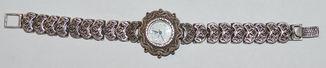 Часы женские наручные серебро