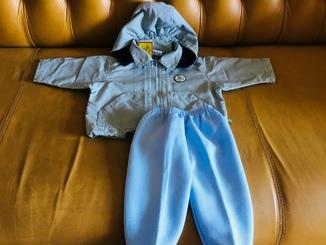 Комплект: куртка-ветровка, брюки, новый