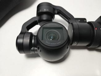 Видеокамера со стабилизатором DJI Osmo Zenmuse X3 Zoom (код 2402)