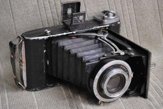 Фотоаппарат Москва-1, 1947 год., № 4705389.