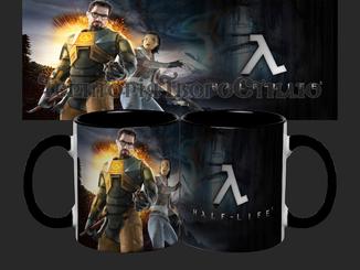 Кружка Half-Life