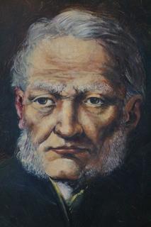 Портрет Старца. Подпись