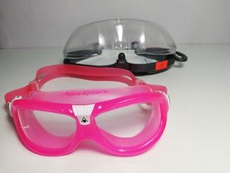 Очки для плавания Aqua Sphere Made in Italy (код 98)
