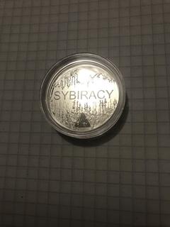 Сибирские ссыльные 10zl. 2008