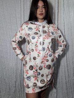 Платье-туника дайвинг рр 50
