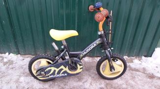 Велосипед HUDORA на 12 кол. дитячий з Німеччини