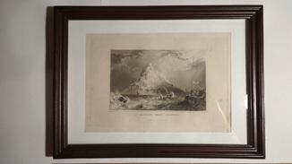 Гравюра 1831 года