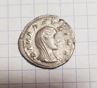Денарий Паулины