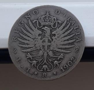 1 лира 1902