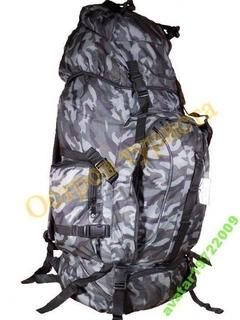 Рюкзак туристический BF-01 80 литров камуфляжный