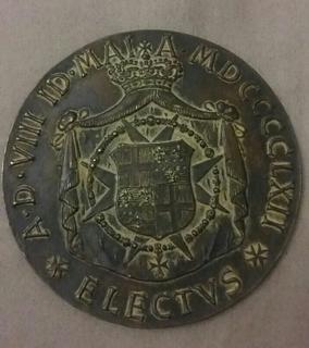 Медаль 77-й Князь и Вел. магистр Мальтийского ордена