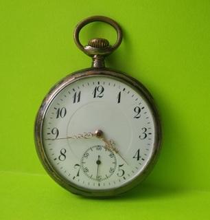 """Серебряные часы """"Phenix"""""""