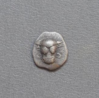 Фокея ,Иония ,обол ,449-447 до н.е.