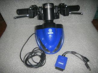 Игровой руль мотоцикл Yamaha для игровая приставка и ПК